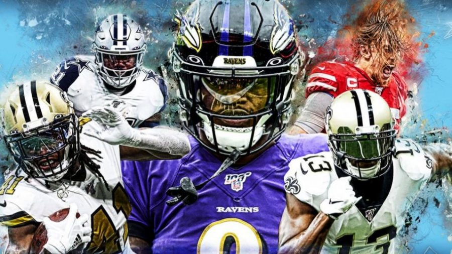 The+Baltimore+Ravens+are+highly+favored+to+defeat+the+Washington+Football+team+in+their+upcoming+match-up.