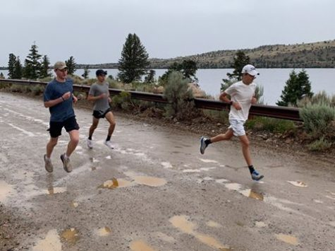 Many athletes have embarked on their own personal training trips in hopes of a future season.