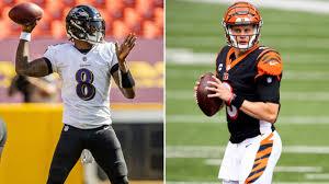 A battle between two former Heisman winning quarterbacks headline this week's matchups.
