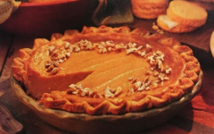 Ms. Leckie's Sweet Potato Pie is a marvelous ending to any meal and definitely deserves a spot on your Thanksgiving menu.