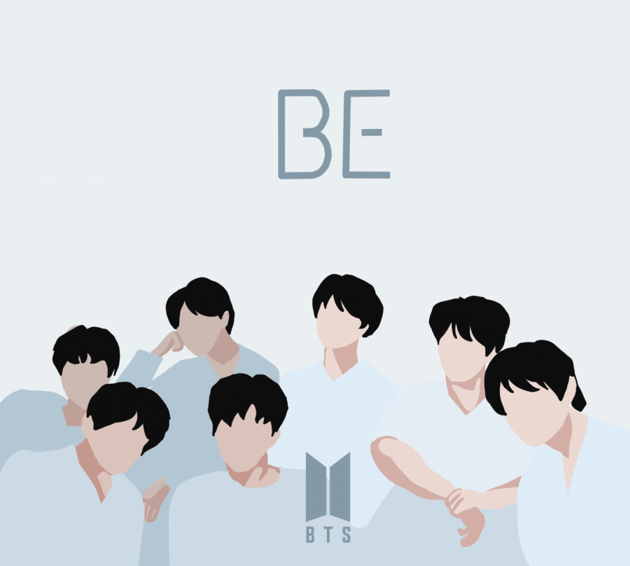 BTS's introspective and heartfelt album 'Be' reflects on the hardships of the pandemic life while offering healing and hope for a brighter future.