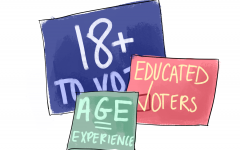 Minors can not be trusted with the responsibility of voting. The voting age should remain at 18.