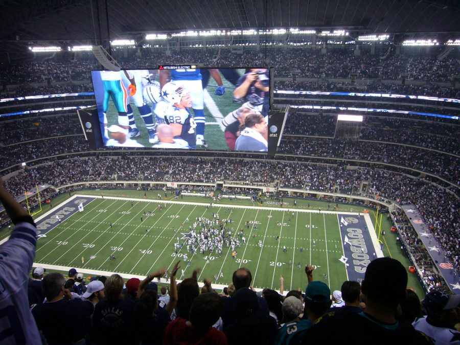 The Dallas Cowboys have hosted annual Thanksgiving football games since 1966.