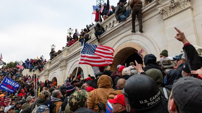 On Jan. 6, thousands of loyal Trump supporters attacked the nation's Capitol in an attempt to overturn the results of the 2020 presidential election.