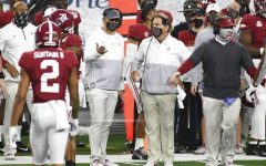 The Alabama Crimson Tide rolled to the National Championship Game.