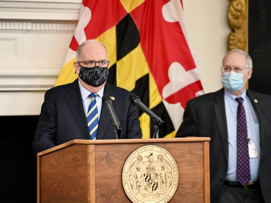 Maryland+Gov.+Larry+Hogan+and+State+Superintendent+of+Schools+Karen+Salmon+ordered++the+shift+to+hybrid+instruction+of+all+local+school+systems+in+Maryland+to+begin+no+later+than+March+1.