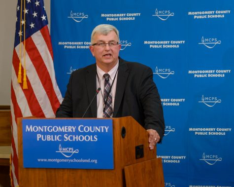 On Jan. 14, MCPS Superintendent Dr. Jack Smith announced that he would be stepping down from his position on Jan. 14.