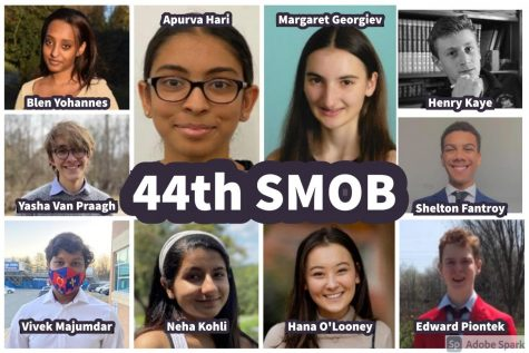 Ten MCPS students are in the race to become the 44th student member of the Board of Education (SMOB).