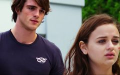 The Kissing Booth depicts one example of a movie that normalizes abusive behavior in the toxic relationship of Noah and Elle.