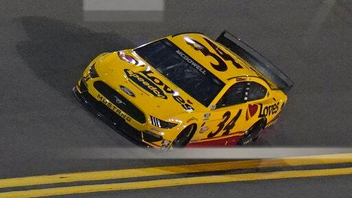 The first victory of Michael McDowell's 14-year career came at 2021 Daytona 500, the most prestigious race in NASCAR.