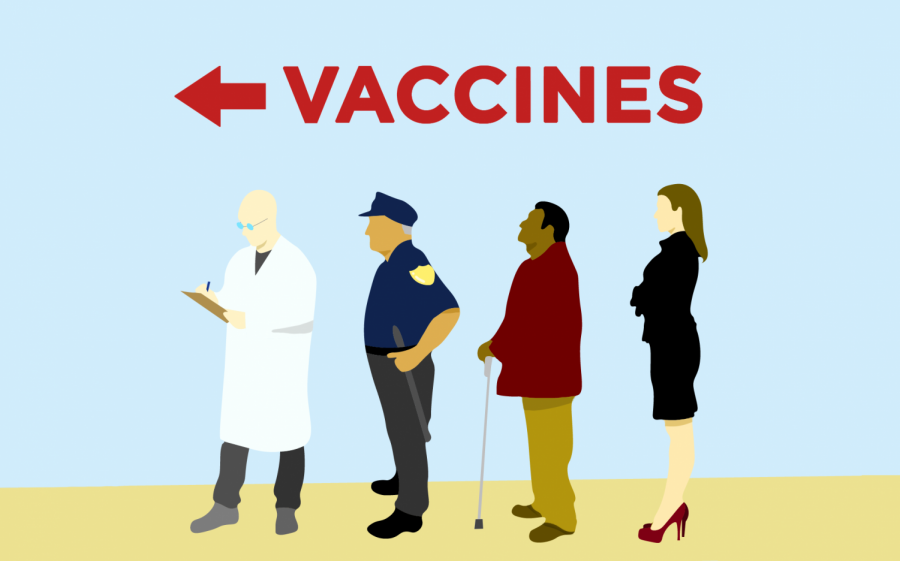Maryland is currently in Phase 1C of the vaccine distribution, which allows adults 65 and older, hospital staff, law enforcement, teachers and many other essential workers to obtain their vaccine.