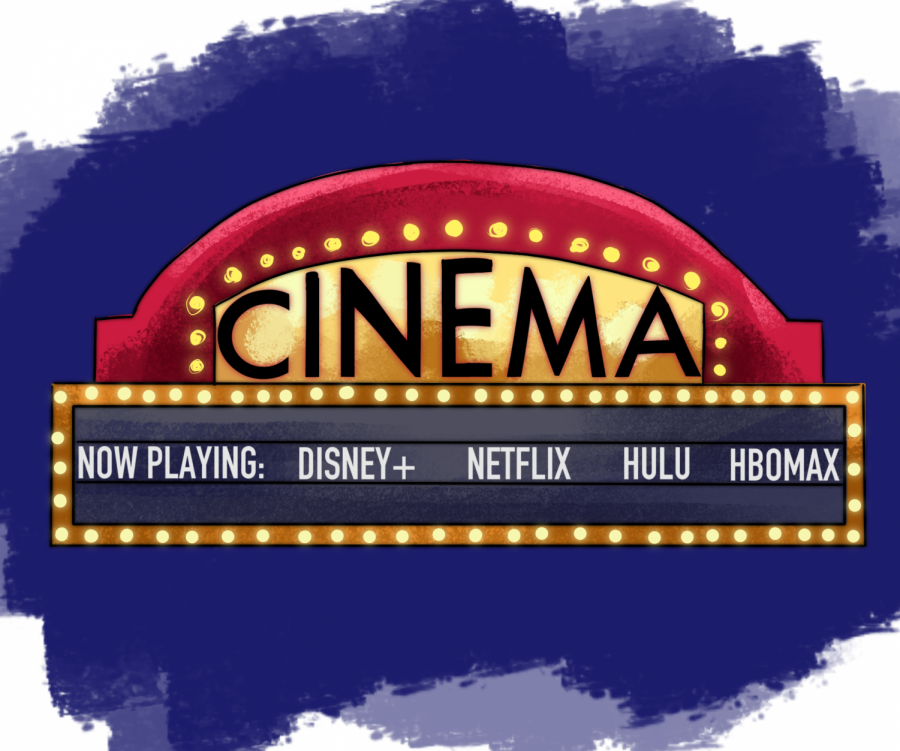 As one year has passed since the COVID-19 pandemic shut down movie theaters, streaming services have rapidly grown.