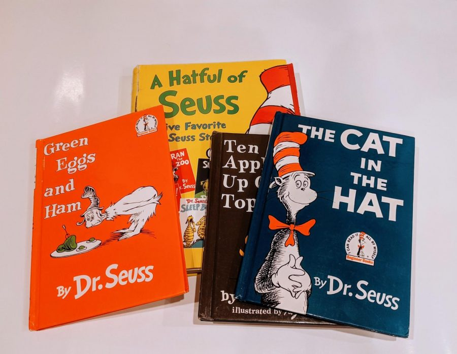 Numerous Dr. Seuss classics have been pulled from stores and printers after concerns arose on Seuss's 117th birthday.