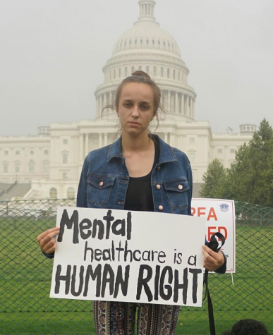 After her harrowing journey through the mental health care system, senior Sophia Bailor is now a strong advocate of mental health care reform.