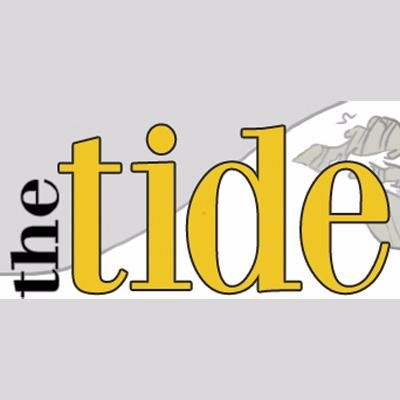 Who are the writers behind RM's The Tide?