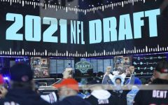 The 2021 NFL Draft is being held live in Cleveland after it was held virtually in 2020. Clemson quarterback Trevor Lawrence was selected first overall.