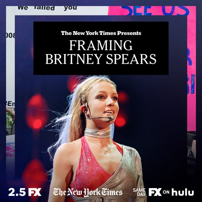 Framing Britney Spears is an NYT documentary delving into the hardships of pop star Britney Spears.