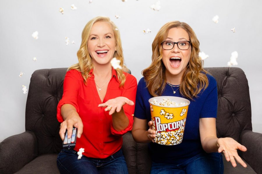 The Office Ladies podcast is hosted by The Office stars Jenna Fischer and Angela Kinsey, who break down one episode of The Office each week.