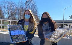 Juniors Hannah Phillips and Eileen Chen founded RM Bakeaway at the beginning of the school year and have since organized several successful baked good drives.