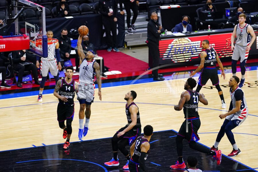 The Wizards easily defeated the Indiana Pacers in the final play-in game and now face the top-seeded Philadelphia Sixers in the first round of the 2021 NBA Playoffs.