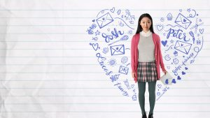 A great book series to dive into this summer is Jenny Han's To All the Boys I've Loved Before series.