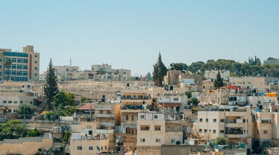 For almost a century, the relationship between Palestine and Israel has been marked by political conflict, violent land seizures, and religious clash.