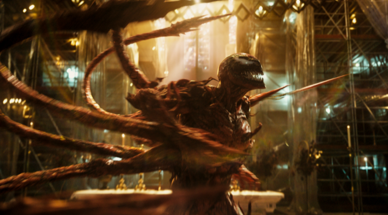 Although the CGI in Let There Be Carnage could have been improved, the plot was enough to draw audiences in.