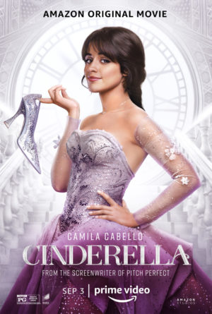 Disney and Amazon partnered to create another Cinderella remake, starring Camila Cabello, which was released on September 3.